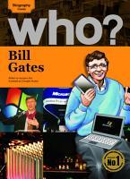 Who  03 Bill Gates PDF