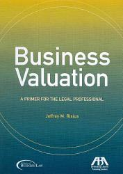 Business Valuation Book PDF