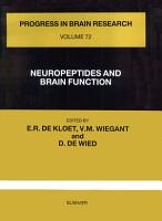 Neuropeptides and Brain Function PDF