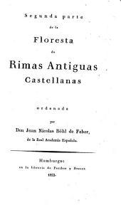Floresta de rimas antiguas castellanas: Parte 2