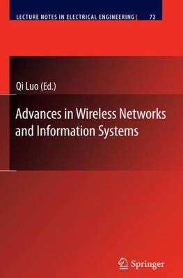 Advances in Wireless Networks and Information Systems PDF