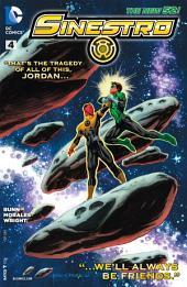 Sinestro (2014- ) #4