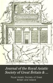 Journal of the Royal Asiatic Society of Great Britain and Ireland: Volume 11