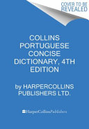 Collins Portuguese Concise Dictionary, 4th Edition