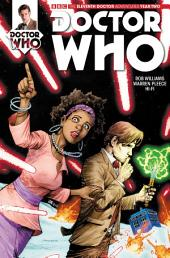 Doctor Who: The Eleventh Doctor #2.4: Outrun