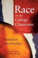Race in the College Classroom PDF