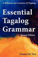 Essential Tagalog Grammar PDF