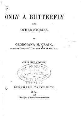 Only a Butterfly PDF