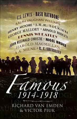 Famous  1914   1918 PDF