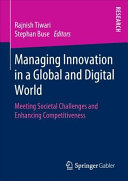 Managing Innovation in a Global and Digital World