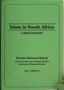 Islam in South Africa PDF