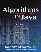 Algorithms in Java, Parts 1-4: Edition 3