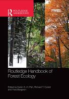 Routledge Handbook of Forest Ecology PDF
