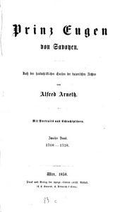 Prinz Eugen von Savoyen: Band 2