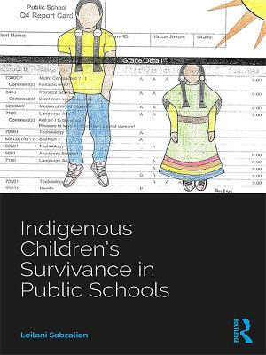 Indigenous Children   s Survivance in Public Schools