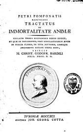 Tractatus de immortalitate animae