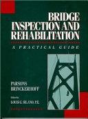 Bridge Inspection and Rehabilitation