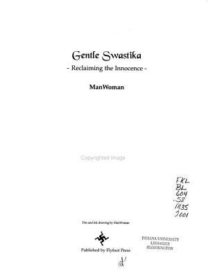 Gentle Swastika PDF