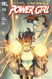 Power Girl (2009-) #23