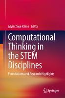 Computational Thinking in the STEM Disciplines PDF