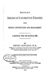 Modern American Locomotive Engines PDF