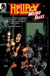 Hellboy: Weird Tales #2
