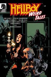 Hellboy: Weird Tales #2