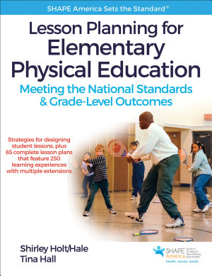 Lesson Planning for Elementary Physical Education PDF