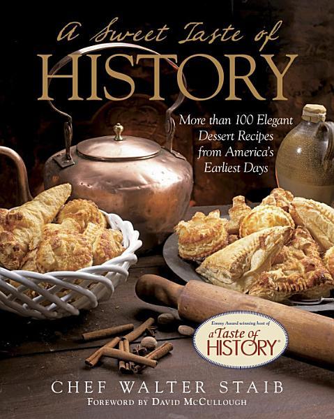 Download Sweet Taste of History Book