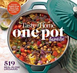 Taste Of Home One Pot Favorites Book PDF