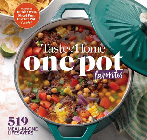 Taste of Home One Pot Favorites Book