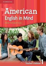 American English in Mind Level 1 Teacher s Edition PDF