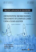 Orthodontic Biomechanics  Treatment of Complex Cases Using Clear Aligner PDF