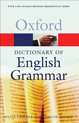 OXFORD DIC ENGLISH GRAMMAR P