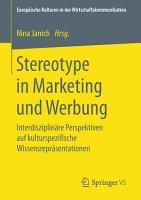 Stereotype in Marketing und Werbung PDF
