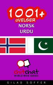 1001+ øvelser norsk - urdu