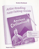 Ancient Civilizations Active Reading Note Taking Guide PDF