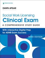 Social Work Licensing Clinical Exam Guide PDF