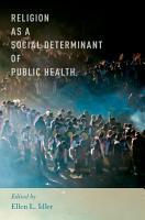Religion as a Social Determinant of Public Health PDF