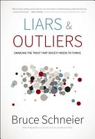 Liars and Outliers PDF