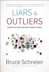 Liars And Outliers Book PDF