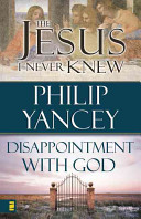 Jesus I Never Knew Disappointment with God PDF