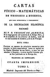 Cartas físico-mateméticas de Teodosio a Eugenio