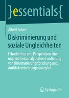 Diskriminierung und soziale Ungleichheiten PDF