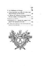 Vie de la reine Anne de Bretagne femme des rois de France Charles VIII et Louis XII: suivie de lettres inédites & de documents originaux, Volume3