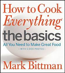 How To Cook Everything The Basics Book PDF