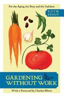 Gardening Without Work