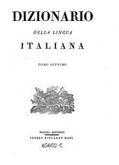 Dizionario della lingua italiana (per cura di Paolo Costa e Francesco Cardinali)
