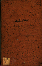 Notice du livre d'Enoch
