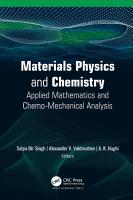Materials Physics and Chemistry PDF